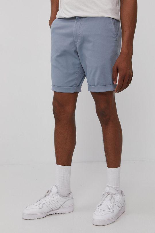 modrá Tommy Jeans - Kraťasy Pánský