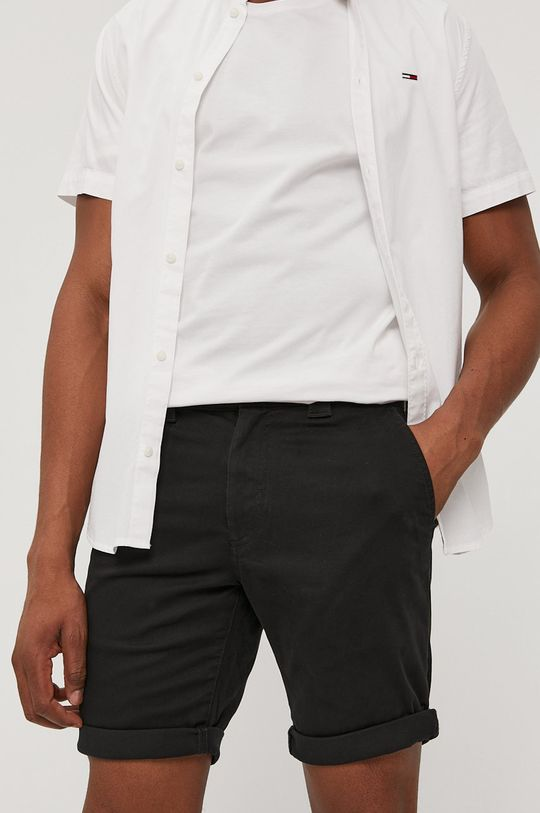 černá Tommy Jeans - Kraťasy Pánský