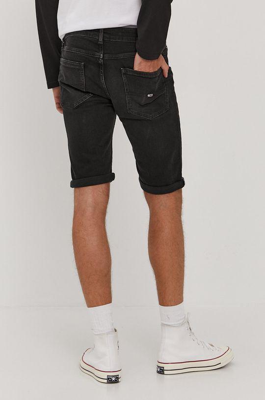 Tommy Jeans - Džínové šortky  98% Bavlna, 2% Elastan