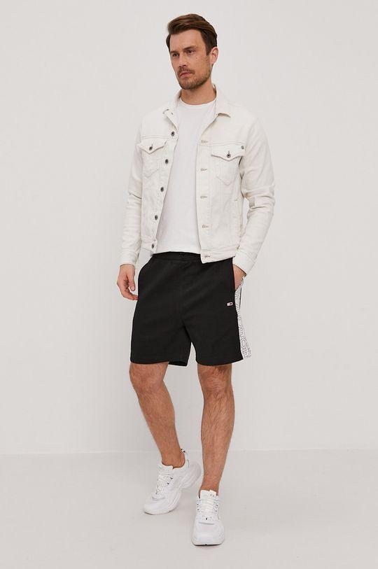 Tommy Jeans - Szorty czarny