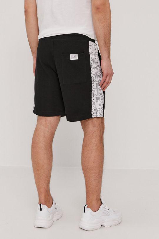 Tommy Jeans - Szorty Materiał zasadniczy: 100 % Bawełna organiczna, Ściągacz: 98 % Bawełna, 2 % Elastan