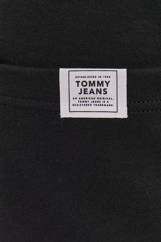czarny Tommy Jeans - Szorty