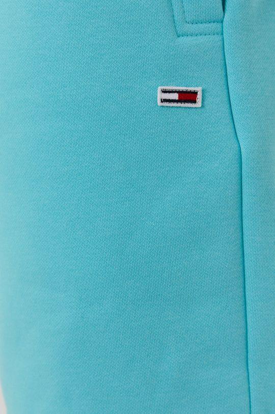 svetlá tyrkysová Tommy Jeans - Šortky