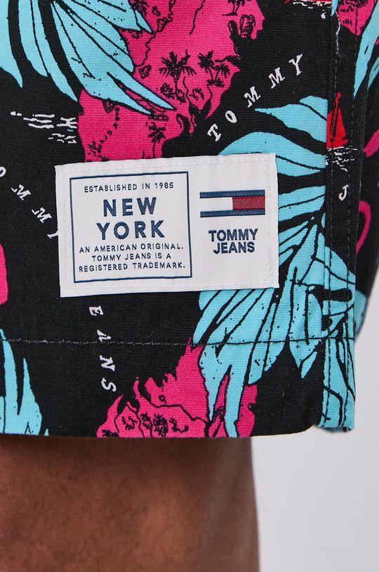Tommy Jeans - Kraťasy  100% Bavlna