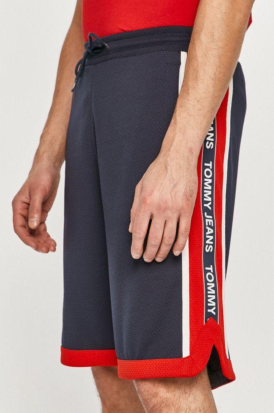 bleumarin Tommy Jeans - Pantaloni scurti De bărbați