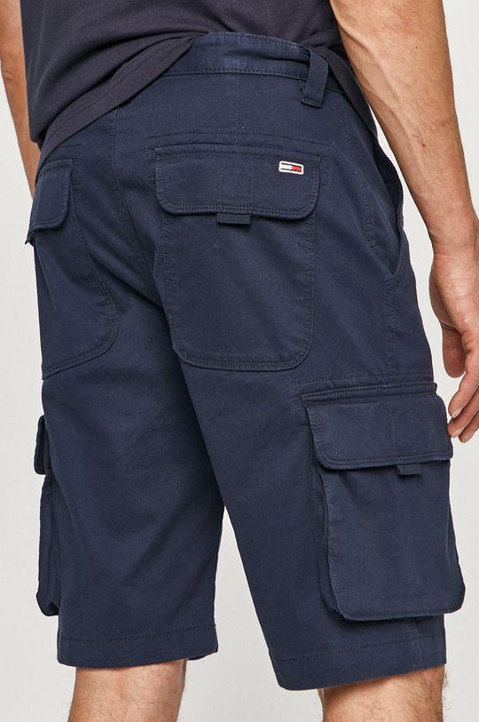 Tommy Jeans - Szorty 97 % Bawełna, 3 % Elastan