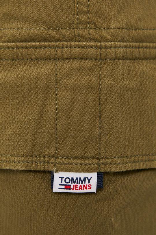 svetlá olivová Tommy Jeans - Šortky