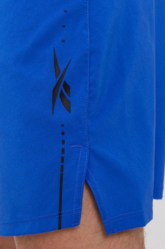 niebieski Reebok - Szorty