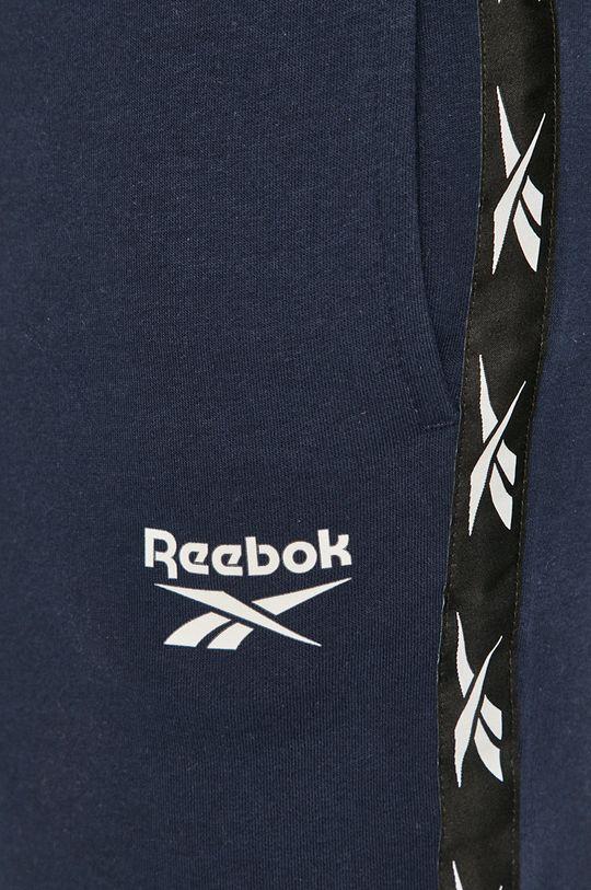 Reebok - Szorty 80 % Bawełna, 20 % Poliester z recyklingu
