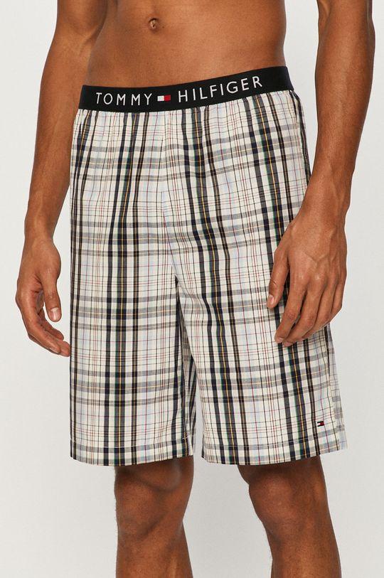 biela Tommy Hilfiger - Pyžamové šortky Pánsky