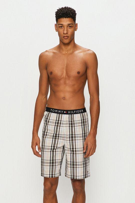Tommy Hilfiger - Pyžamové šortky biela