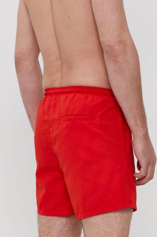 Only & Sons - Plavkové šortky červená