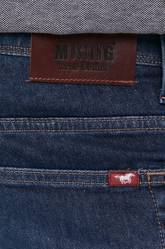 námořnická modř Mustang - Džínové šortky