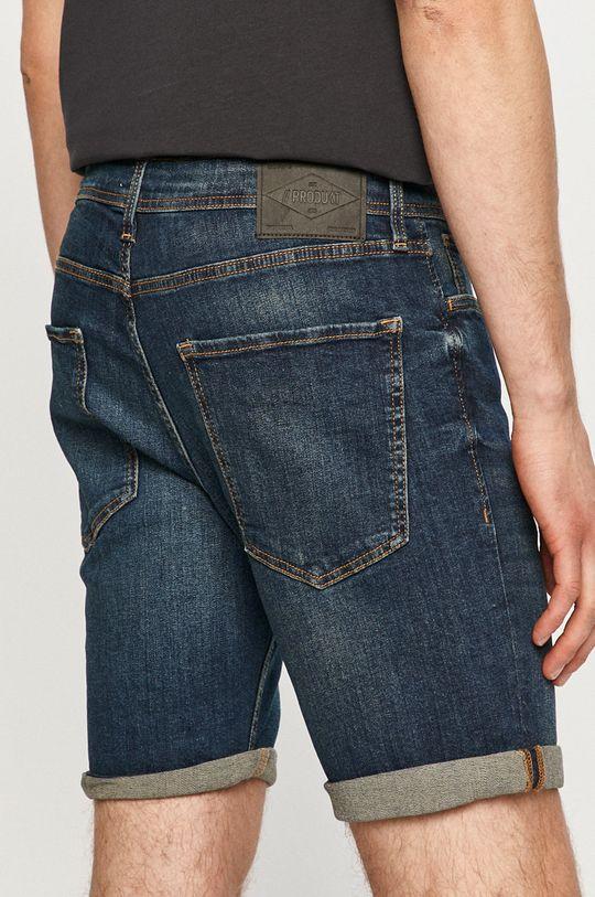 Produkt by Jack & Jones - Rifľové krátke nohavice  98% Bavlna, 2% Elastan