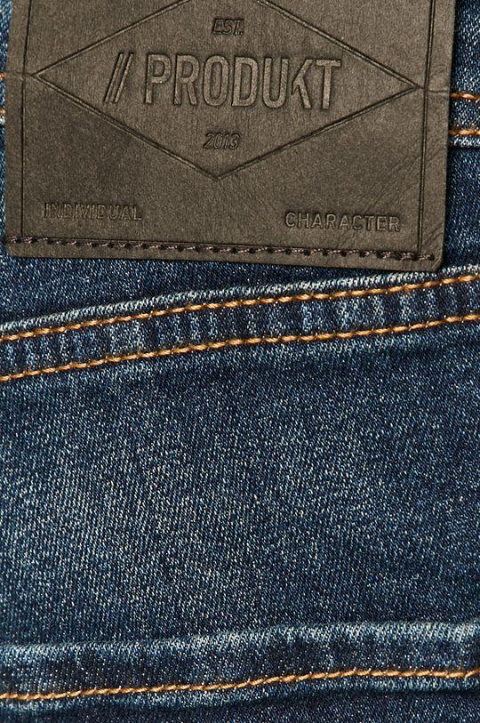 Produkt by Jack & Jones - Rifľové krátke nohavice Pánsky