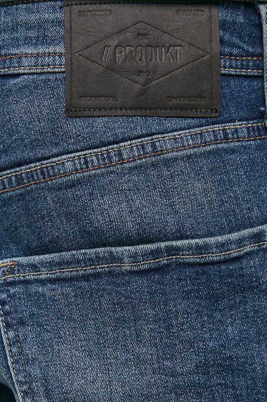 granatowy Produkt by Jack & Jones - Szorty jeansowe