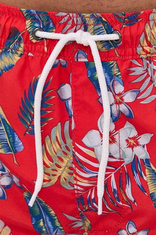 červená Produkt by Jack & Jones - Plavkové šortky