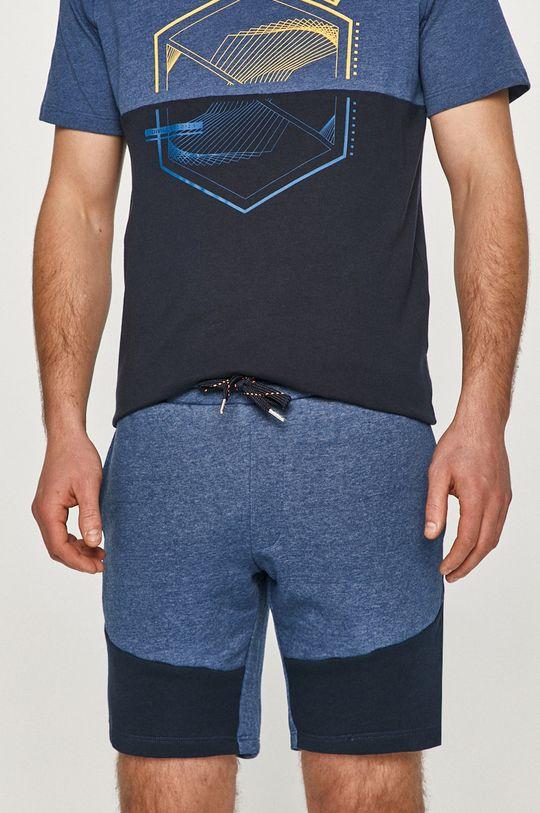 modrá Produkt by Jack & Jones - Kraťasy Pánský