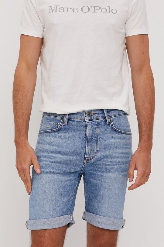 jasny niebieski Marc O'Polo - Szorty jeansowe Męski