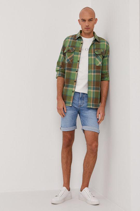 Marc O'Polo - Szorty jeansowe jasny niebieski
