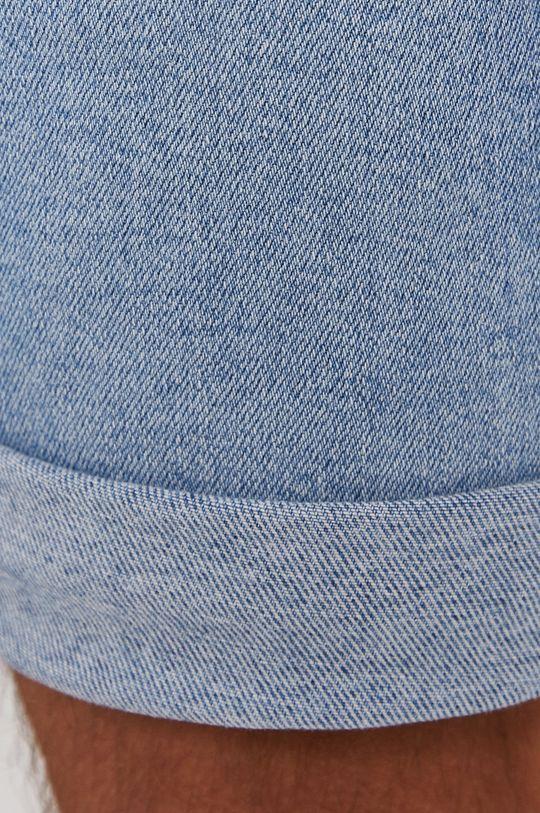 jasny niebieski Marc O'Polo - Szorty jeansowe