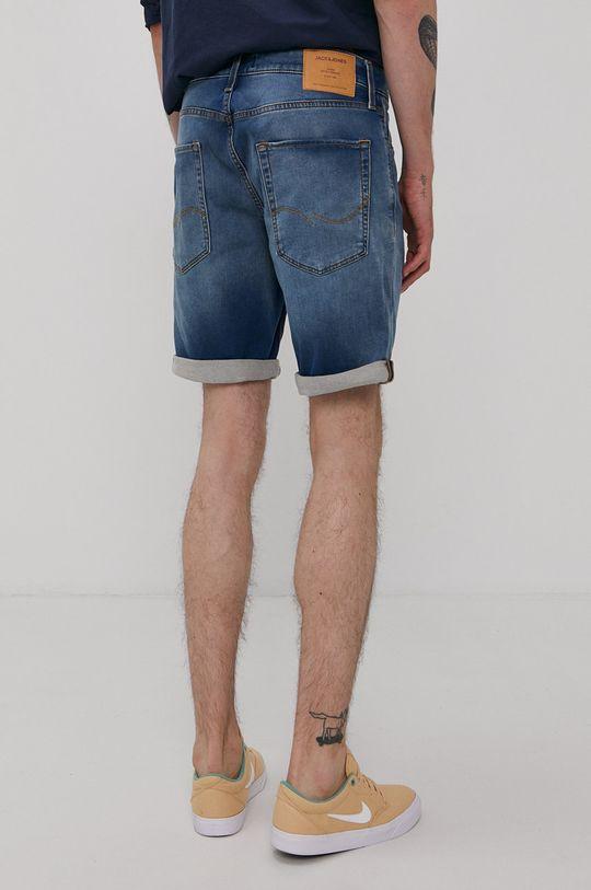 Jack & Jones - Rifľové krátke nohavice  81% Bavlna, 1% Elastan, 18% Polyester