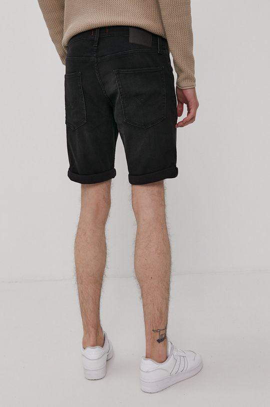 Jack & Jones - Džínové šortky  86% Bavlna, 1% Elastan, 13% Polyester