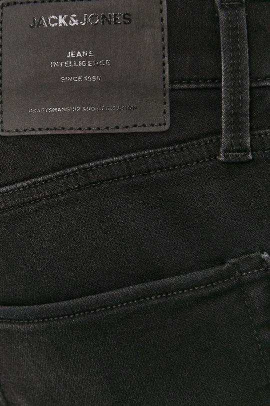 černá Jack & Jones - Džínové šortky
