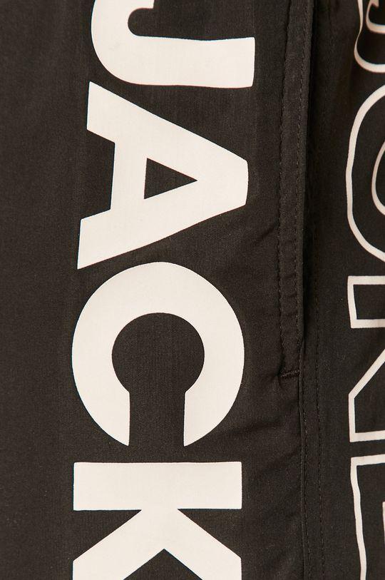 czarny Jack & Jones - Szorty kąpielowe