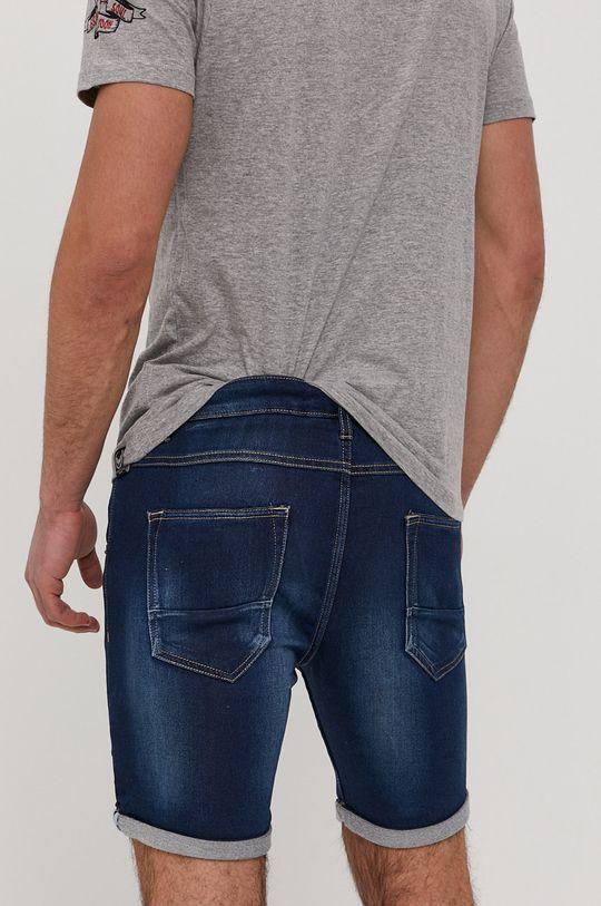 Brave Soul - Szorty jeansowe 58 % Bawełna, 2 % Elastan, 40 % Poliester