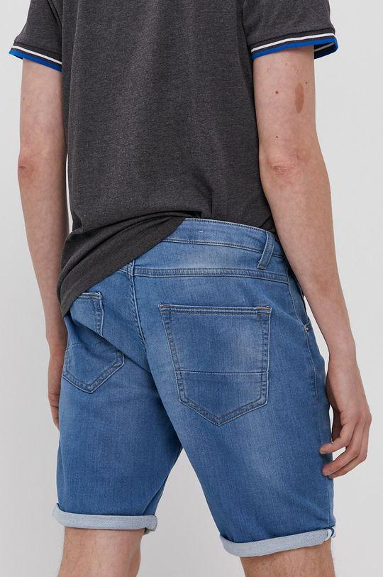 Brave Soul - Džínové šortky  79% Bavlna, 1% Elastan, 20% Polyester