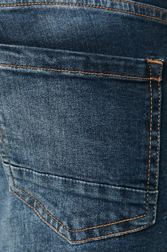 granatowy Brave Soul - Szorty jeansowe