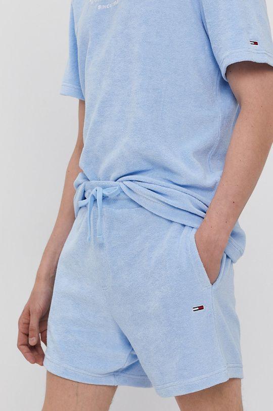 Tommy Jeans - Szorty niebieski