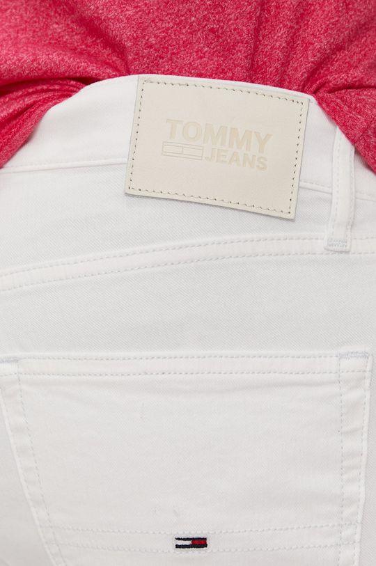 biały Tommy Jeans - Szorty