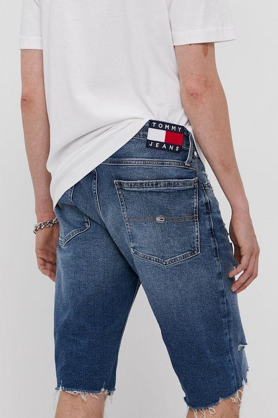 Tommy Jeans - Krátke rifľové nohavice  99% Bavlna, 1% Elastan