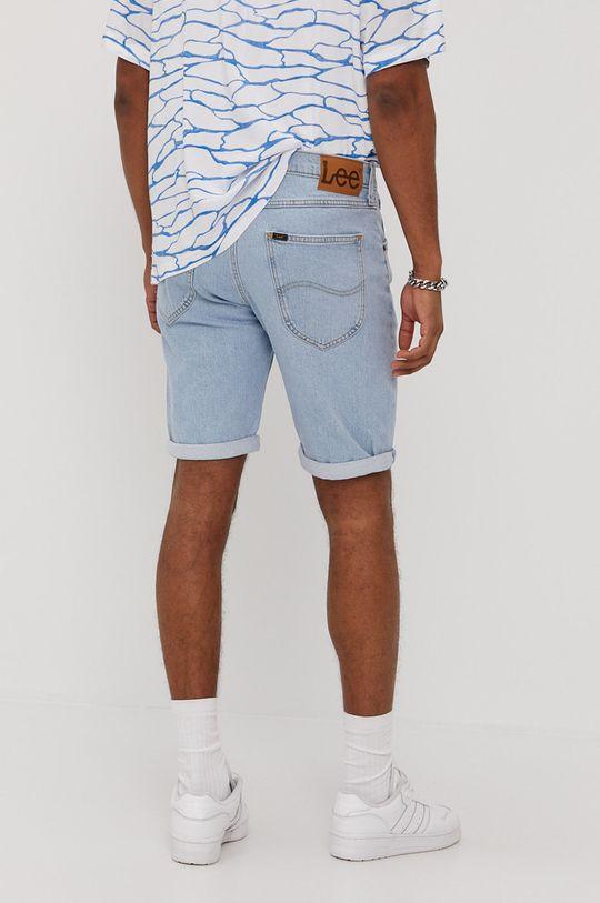 Lee - Rifľové krátke nohavice  100% Bavlna