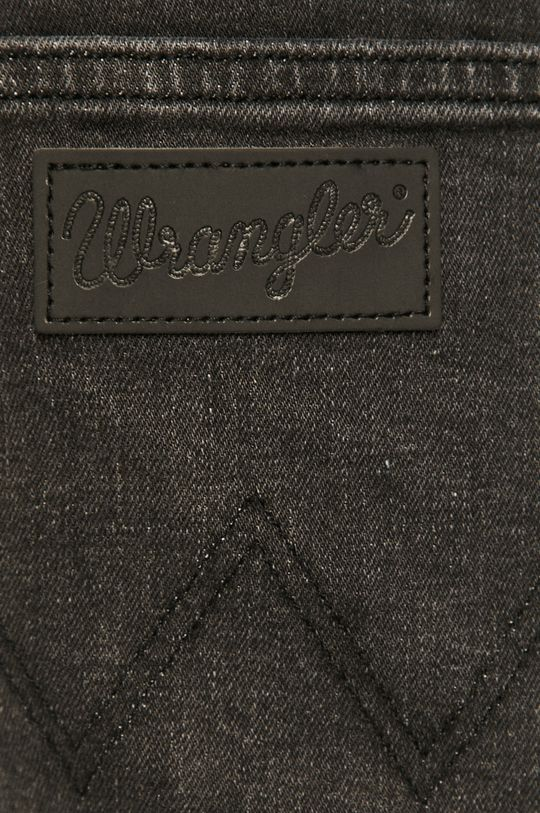 černá Wrangler - Džínové šortky