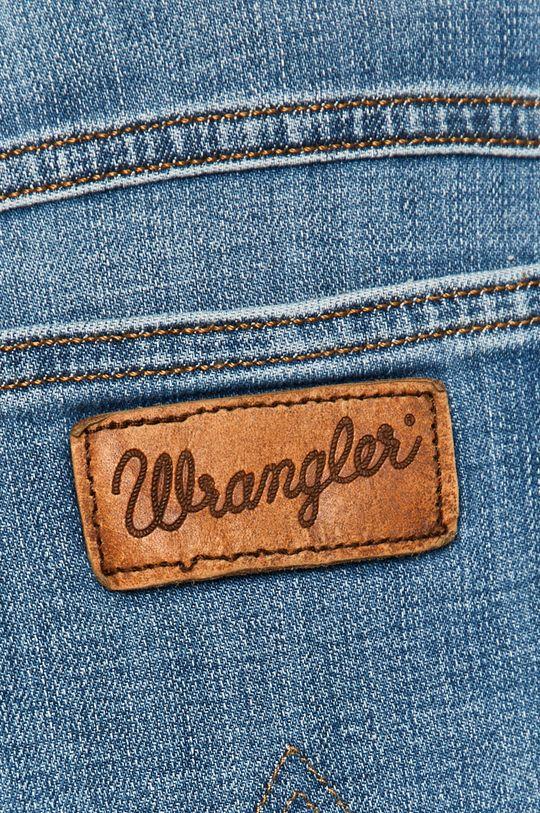 modrá Wrangler - Džínové šortky
