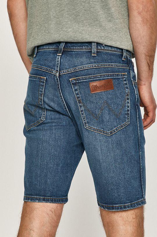 Wrangler - Szorty jeansowe 98 % Bawełna, 2 % Elastan