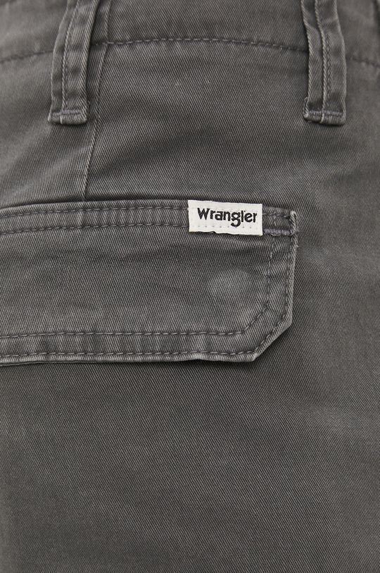 szary Wrangler - Szorty