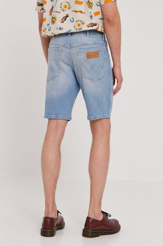 Wrangler - Rifľové krátke nohavice  99% Bavlna, 1% Elastan
