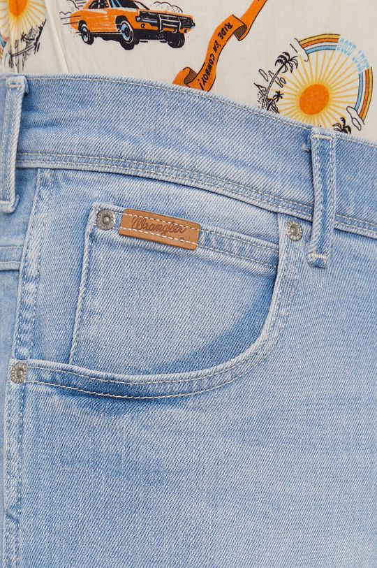 Wrangler - Rifľové krátke nohavice Pánsky
