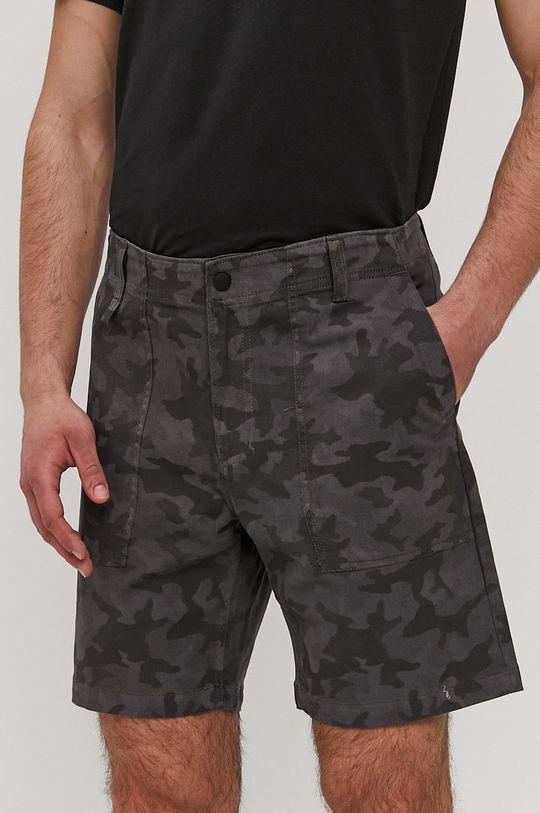 szary Columbia - Szorty jeansowe Męski
