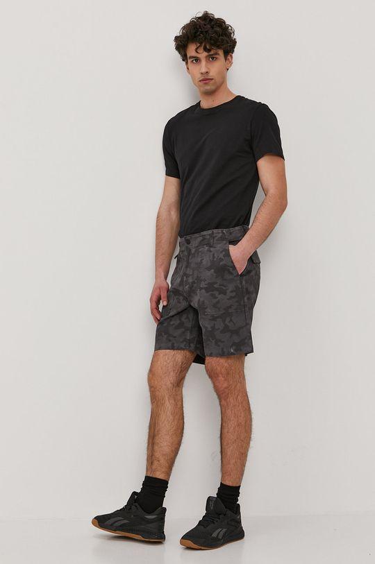 Columbia - Szorty jeansowe szary