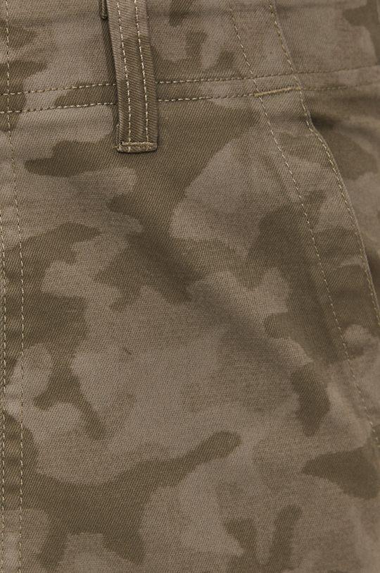 brudny zielony Columbia - Szorty jeansowe