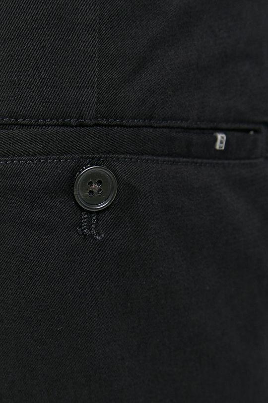 czarny AllSaints - Szorty MT011V
