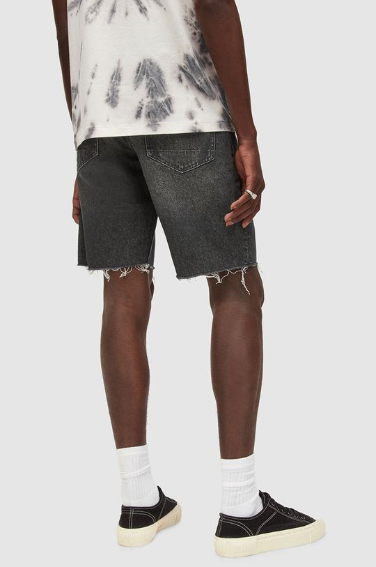 černá AllSaints - Džínové šortky