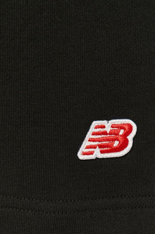 černá New Balance - Kraťasy