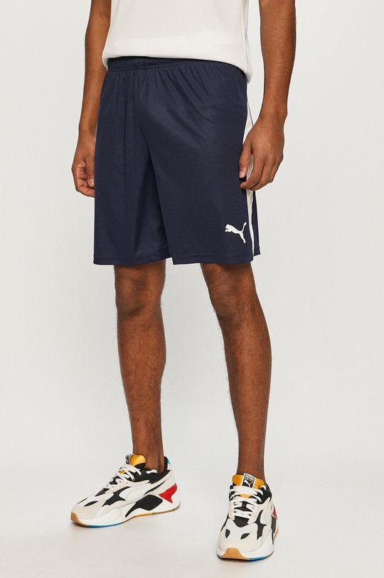 bleumarin Puma - Pantaloni scurti De bărbați
