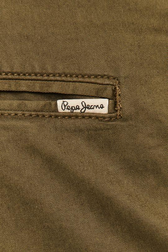 olivová Pepe Jeans - Kraťasy Mc Queen
